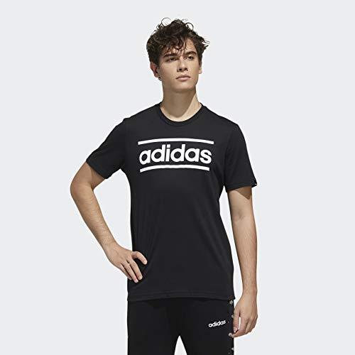 adidas Men's Linear Logo Graphic T-Shirt 2