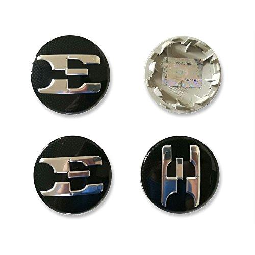 KMPtrade OEM Parts 52960J5300 17 / 18inch Wheel Center Cap Cover 4P for KIA 17-18 Stinger