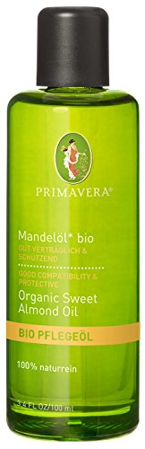 Primavera: Mandelöl* bio (100 ml)