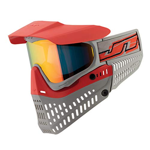 JT Spectra Proflex LE Thermal Goggle (Red/Gray w/Prizm 2.0 Lava Thermal Lens) ()