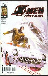 X-Men: First Class Vol 2 #4 pdf epub