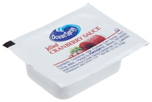 Top 3 recommendation cranberry sauce packets