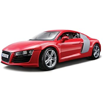 Maisto 1:18 Scale Audi R8 Diecast Vehicle (Colors May Vary)