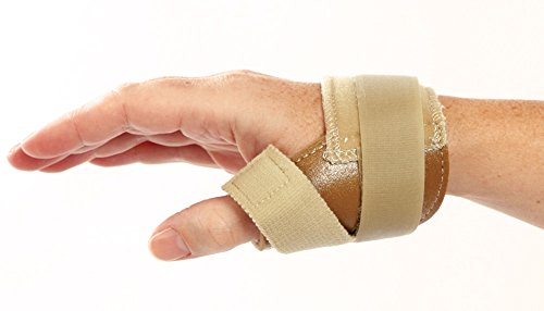 FREEDOM Thumb Stabilizer, Beige, Left, Medium by AliMed