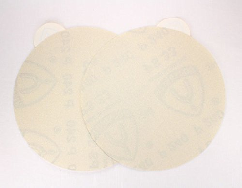 Air Table Hockey Sand Paper 2 Discs