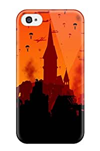 Top Quality Protection Artistic Case Cover For Iphone 4/4s