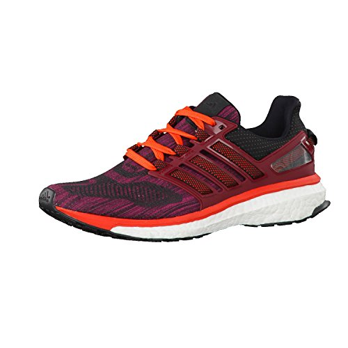 Adidas Energy Boost 3 m - Chaussures de running pour homme, Rouge - (buruni/Energi/negbas) 44 2/3