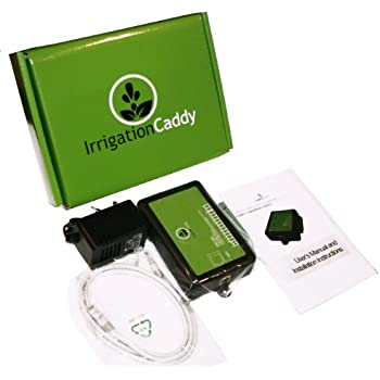 IrrigationCaddy ICEthS1 Web Based Sprinkler Controller and Watering System