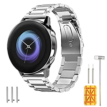 VICARA Compatible para Samsung Galaxy Watch Active (40mm) Banda ...