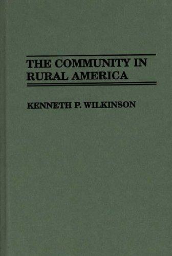 Community In Rural America
