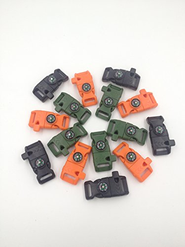 signal whistle buckles - 4