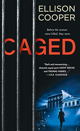 Caged: A Novel (Agent Sayer Altair Book 1)