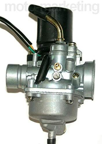 CARBURATEUR Starter Automatique pour Yamaha BWS 50 BWS NG CT CR Z Slider Unbranded