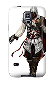 Nannette J. Arroyo's Shop New Style 8916966K40255844 Galaxy High Quality Tpu Case/ Assassin's Creed Ii Case Cover For Galaxy S5