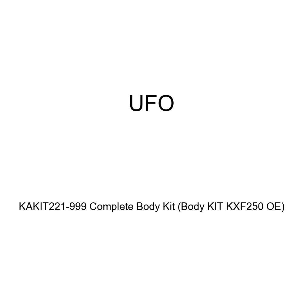 UFO KAKIT221-999 Complete Body Kit Body KIT KXF250 OE