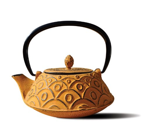 Old Dutch Teapot 26 Ounce Tangerine product image