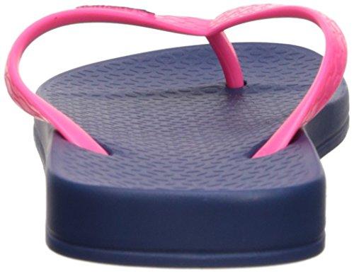 Women's Ipanema Blue Thong Pink Tan Sandal Ana USTdwxrRqS