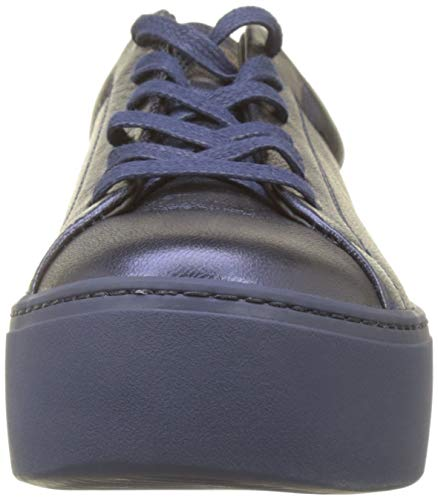 Blau Mujer para Metal Zapatillas Blue Vagabond Jessie Wxwq0S8BWv