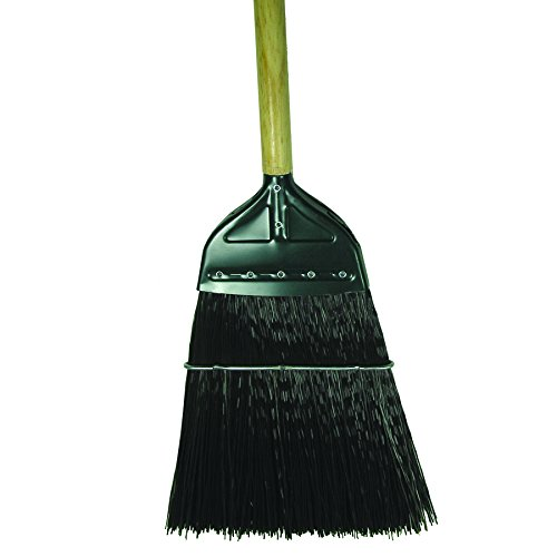O'Cedar Commercial 10214 Industrial Fiber Broom, Polydor (Pack of 6)