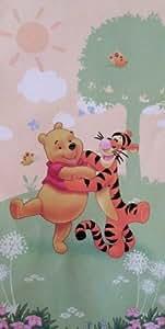 Disney Winnie The Pooh 'Pooh and Tigger' Beach / Bath Towel