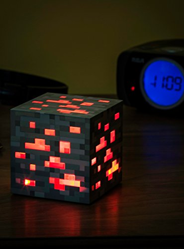 Minecraft Light-Up Redstone