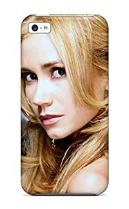 TYH - Flexible Tpu Back Case Cover For ipod Touch 4 - Women Celebrity K phone case