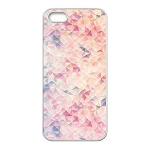 Cool Painting Pink Floral Classic Personalized Phone Case for Iphone 5,5S,custom cover case case570869