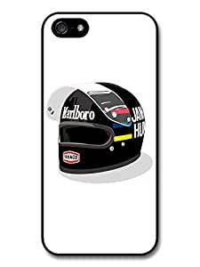 AMAF ? Accessories James Hunt Helmet F1 Formula One Driver Rush case for iphone 6 plus