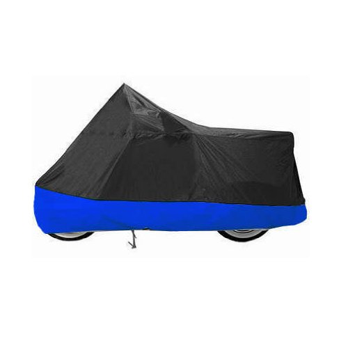 Lockable Motorcycle Cover - 9