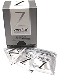 ZocuWipe (40 CT) - Dry Eye Care - Itchy, Watery, Eye, Styes, Blepharitis