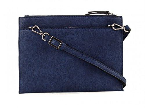 ESPRIT Felicia Embrague Shoulder Bag Dark Blue