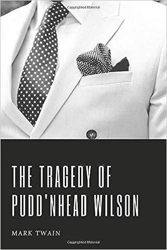 The Tragedy of Pudd'nhead Wilson [EN] - Mark Twain