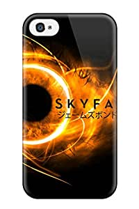 Hot Style DBsRsyW12936RrepD Protective Case Cover For Iphone4/4s(skyfall 2)