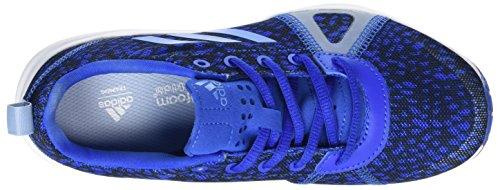 Damen Blue adidas Bluemetallic Blue Easy Arianna Hallenschuhe Cloudfoam Tech Blau SqTn6dUvqF