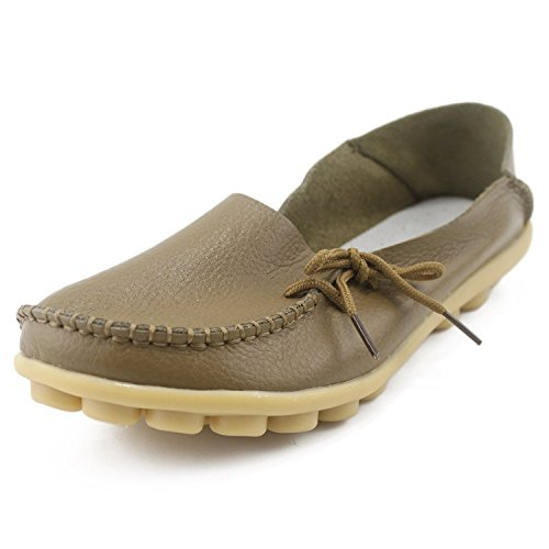 century-star-womens-knotted-lace-loop-leather-loafer-moccasin-boat-shoes-slipper-moccasin-khaki-95-b