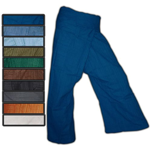 Blu Fisherman Fisherman Jeans Pants Pants zYaw8nq