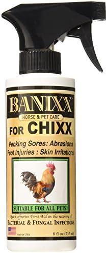 Banixx for Pecking Sores, Bumble Foot, F