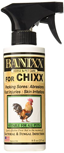 Banixx for Pecking Sores