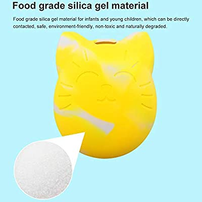 Walmeck- Protective Cover Shell Silicone Case Pet Game Machine Cover for Tamagotchi Cartoon Electronic Pet Game Machine: Toys & Games