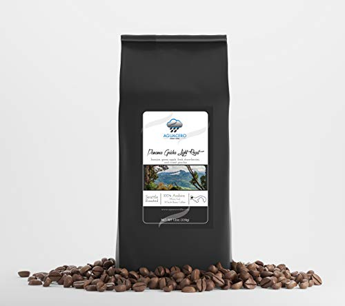 Panama Geisha Light Roast Whole Bean Private Collection - 12 OZ.
