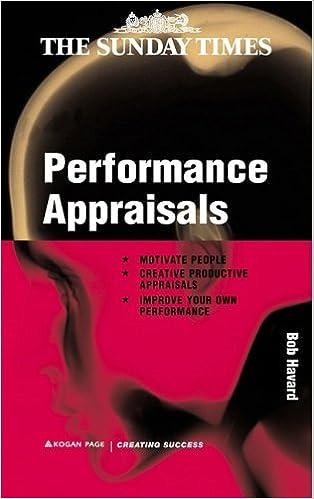 Performance Appraisal (Creating Success)
