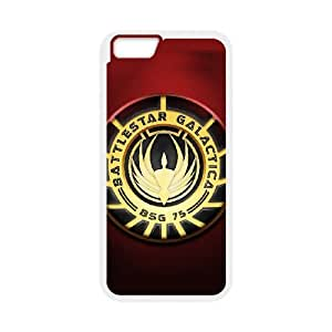 Battlestar Galactica For iPhone 6 Plus Screen 5.5 Inch Csae protection phone Case ST095370