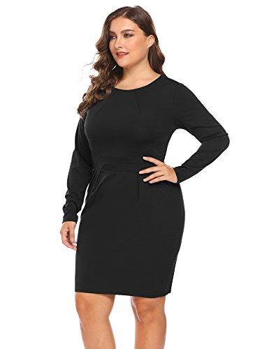 Usa size retro bodycon dresses plus long stores red
