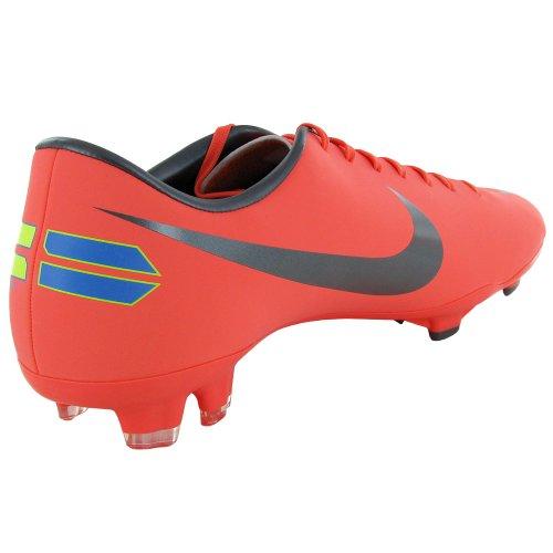 Nike Mercurial Victoire Iii Ferme Au Sol Chaussures De Football Orange