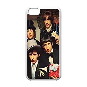 The Who iPhone 5C Cell Phone Case, The Who Personalized Phone Case, iPhone 5C Customized Case