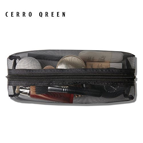 Black Makeup Bag - 9
