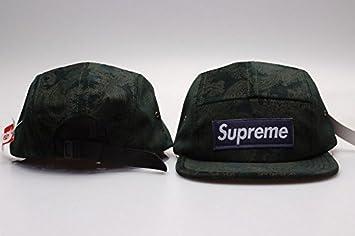 zbrand Supreme Snapback Sombrero Cap berreto Casquette Kappe Gorra 3264: Amazon.es: Deportes y aire libre