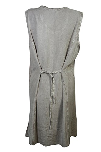 Mogul Cocktail Interior Large Grey blau Kleid blau Damen 2 UqfU4B