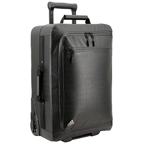 adidas Unisex Premium Overhead Wheel Bag, Black, One Size by adidas