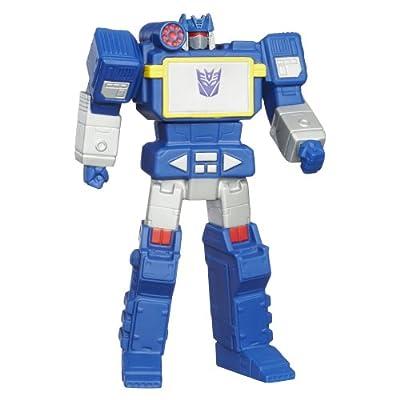 Transformers Prime Titan Warrior Soundwave Figure - 6 Inch